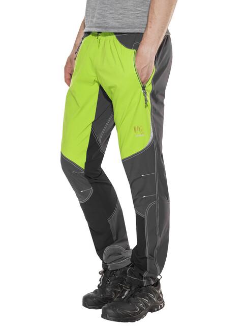 Karpos Rock - Pantalones de Trekking Hombre - gris/verde
